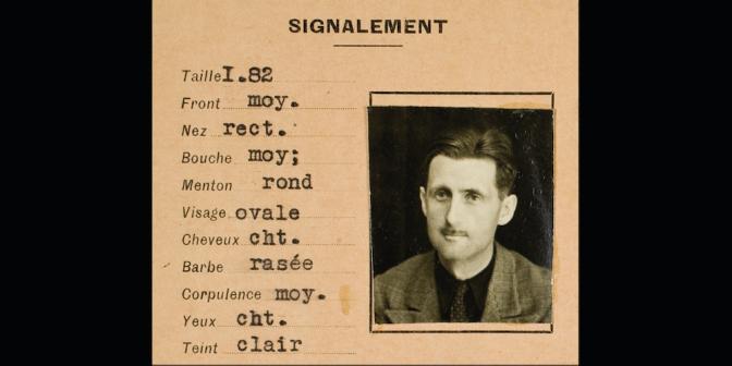 Stéphane Leménorel : « Les médias font d'Orwell une effigie desséchée et morte »